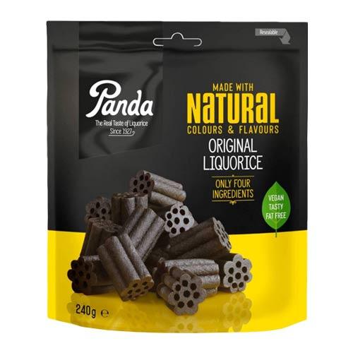 panda vegansk lakrids køb - vegansk slik