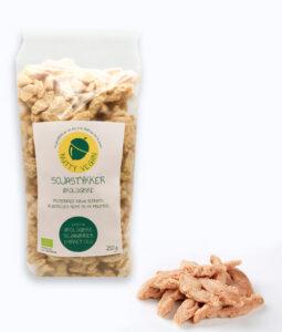 soya kød økologisk - nutty vegan sojastykker