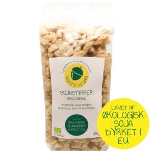 soya kød køb online - økologisk soya stykker Nutty vegan