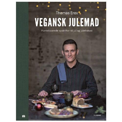 vegansk julemad thomas erex køb online - julegave til veganer
