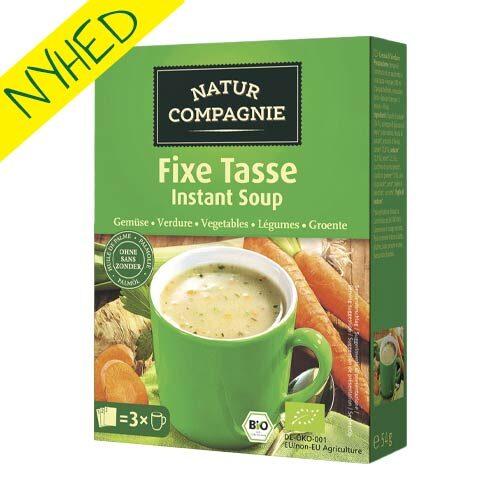 vegansk suppe køb - vegansk instant suppe i kop