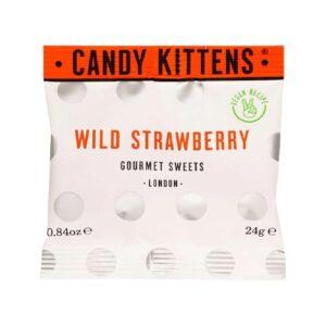 vegansk slik - candy kittens vegansk vingummi flowpack køb