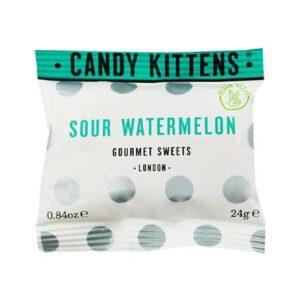vegansk vingummi candy kittens flowpack