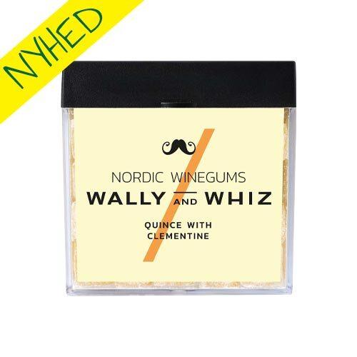 wally and whiz juleudgave kvæde med klementin