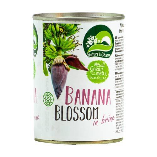 bananblomst køb - nature's charm banana blossom