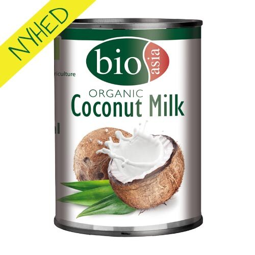 økologisk kokosmælk køb