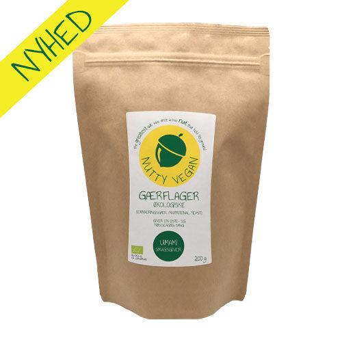 økologiske gærflager køb - nutty vegan ernæringsgær