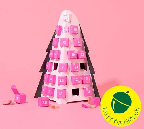 vegansk julekalender køb - candy kittens julekalender 2021