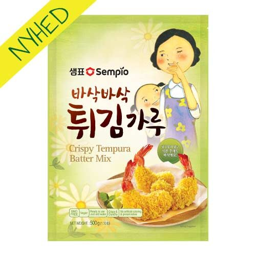 vegansk tempura mix køb - tempuradej køb