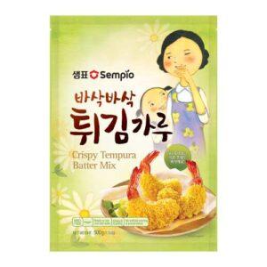 vegansk tempuradej køb - vegansk tempura mix
