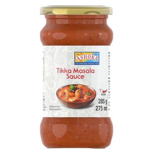 vegansk tikka masala sauce køb - færdig vegansk sovs