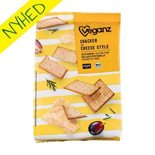 veganske ostekiks - køb online - glutenfri ostekiks
