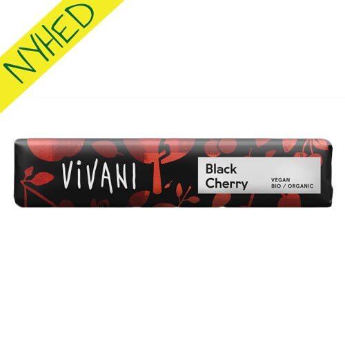 vivani black cherry - vegansk juleslik - vegansk julechokolade