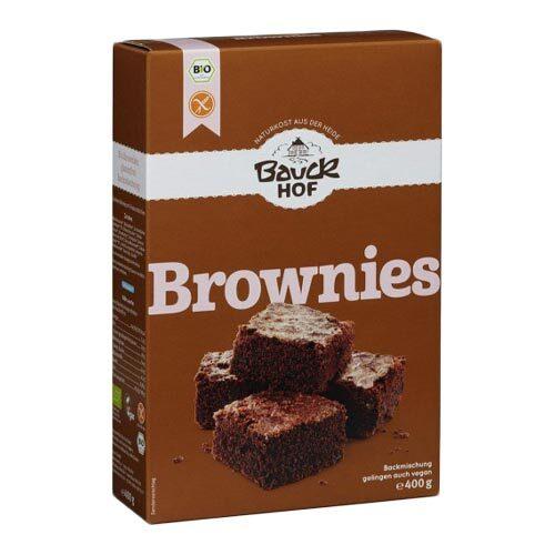 vegansk brownie mix - bauckhof
