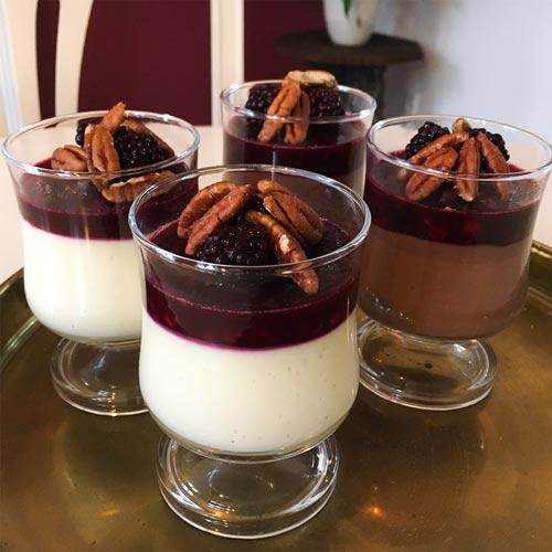 vegansk chokolademousse opskrift uden aquafaba