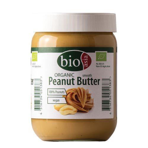 økologisk peanutbutter - vegansk pålæg