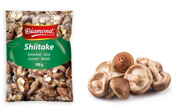 shiitakesvampe køb online - tørrede shiitake svampe
