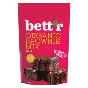 vegansk brownie mix - glutenfri brownie mix køb