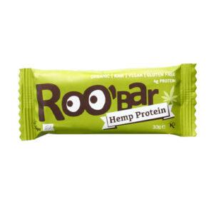 vegansk proteinbar køb online - roobar hemp