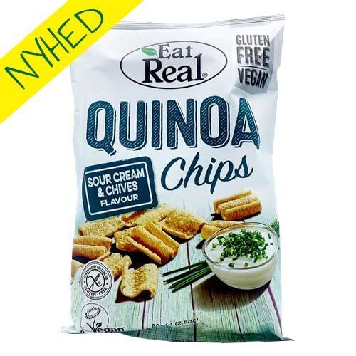 veganske sour cream and onion chips - veganske chips