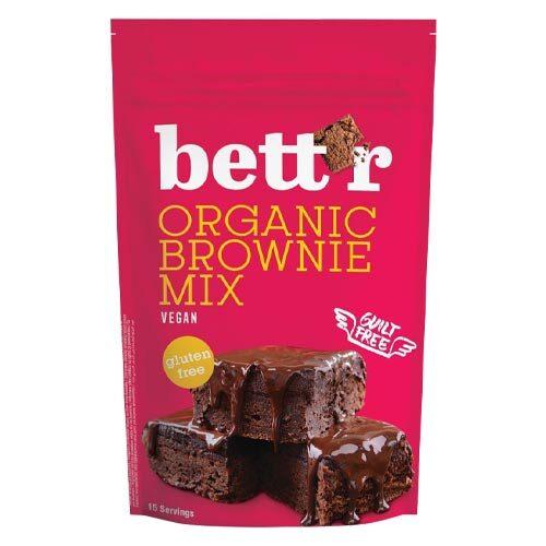 vegansk browniemix - glutenfri brownie mix - vegansk købekage