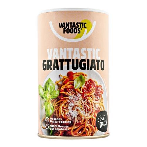 vegansk parmesan ost køb - vantastic foods parmesan