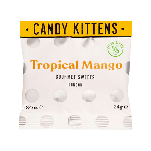 vegansk slik køb online - vegansk vingummi - candy kittens
