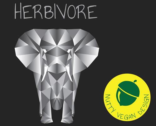 herbivore vegansk t-shirt til børn