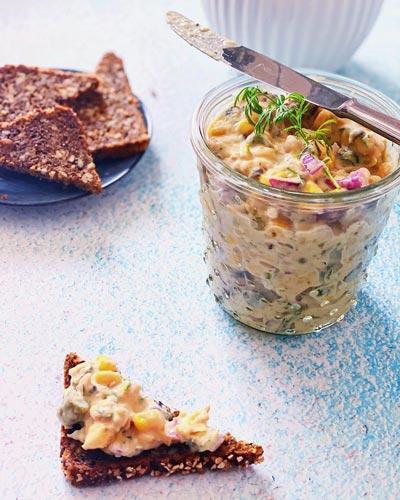 mit glutenfrie plantekøkken - vegansk kogebog - sofie birkelyng