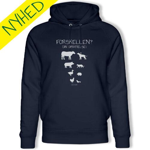 vegansk hoodie - vegansk tøj