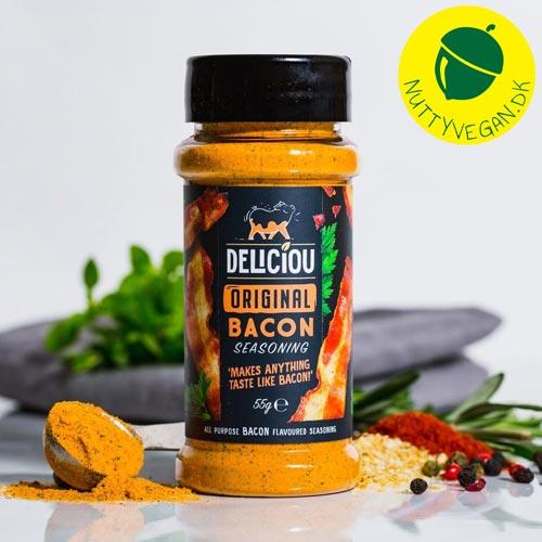deliciou bacon seasoning - vegansk baconkrydderi køb online