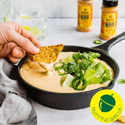 deliciou nacho cheese krydderi - vegansk ostekrydderi