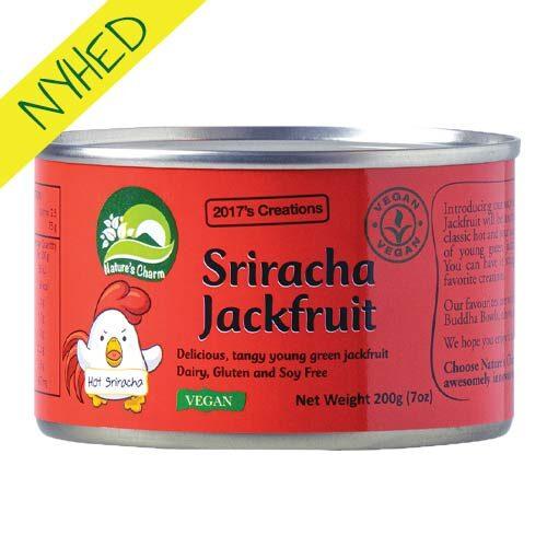 marineret jackfruit - vegansk kød