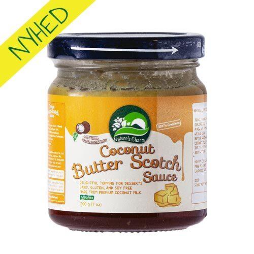 vegansk dessertsauce - vegansk butterscotch sauce