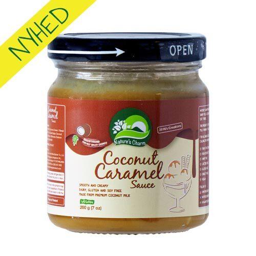 vegansk karamelsauce køb