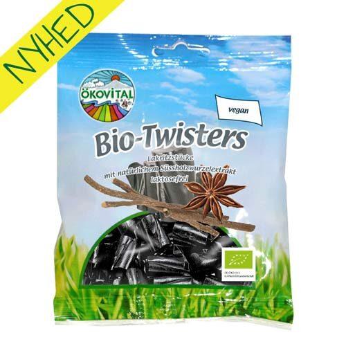 vegansk lakrids - twisters - vegansk slik