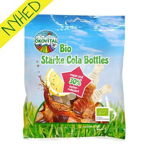 veganske colaflasker - vegansk vingummi