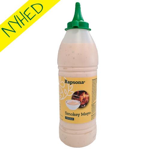 Rapsona smokey mayo vegan - vegansk dressing og dip
