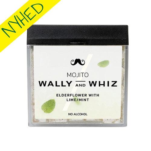 wally and whiz vingummi - vegansk slik - mojito